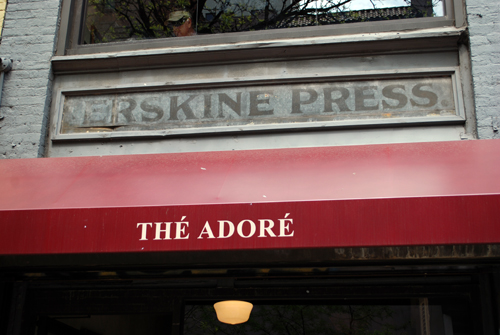 Erskine Press - East 13th Street