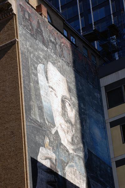 Barclay Cigarettes - Eighth Avenue