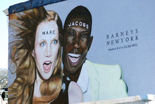 Barneys- Mark Jacobs