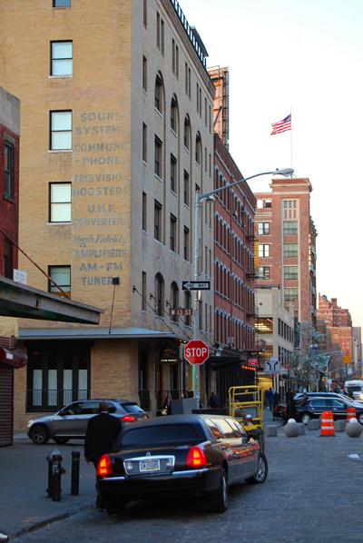 Bogen Sound - West 13th Street NYC