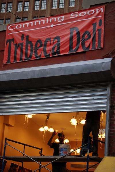 Tribeca Deli