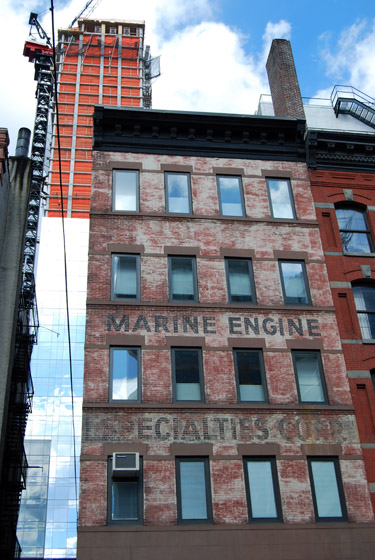 Marine Engine Specialties Corp