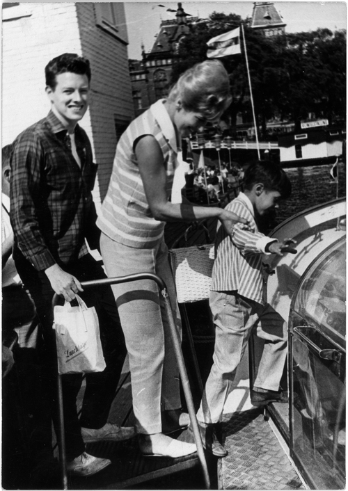 Another Annual Summer Rondvaart circa 1966