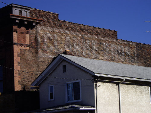 Clark Brothers Department Store - Pittston Avenue, Moosic PA