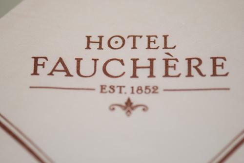 Hotel Fauchére - Milford, PA