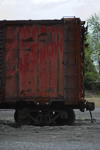 Lackawanna Railroad - The Route of Phoebe Snow