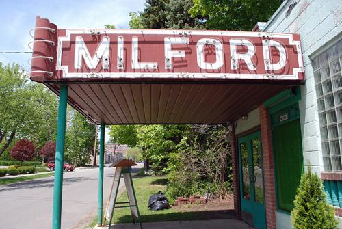 Milford Theatre - Milford, PA