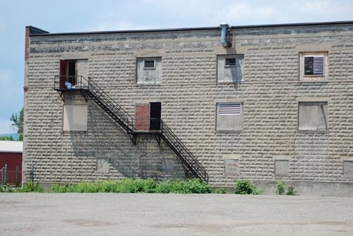 Scranton Factory - © Frank H. Jump