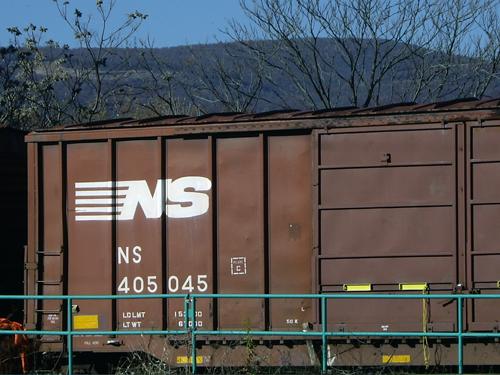 Norfolk Southern Railroad