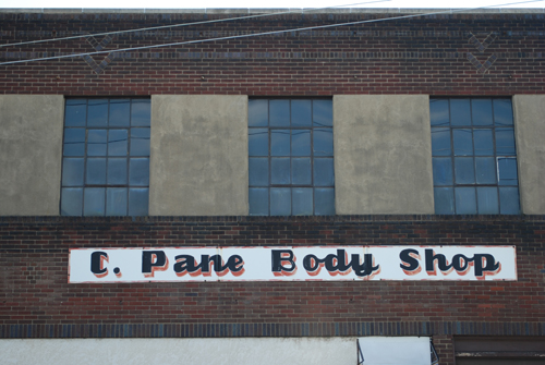 C. Pane Auto Body - Scranton, PA - © Frank H. Jump