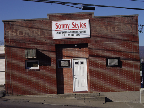 Sonny Bakery - Pittston Avenue - Moosic, PA