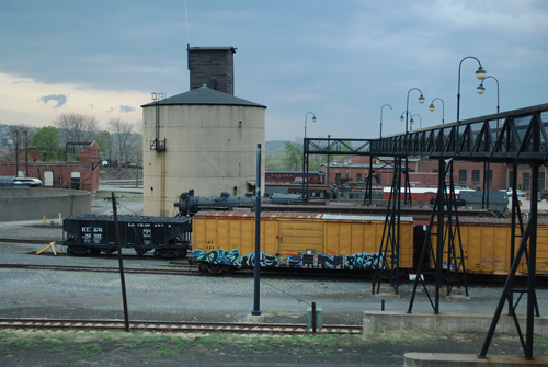 Steamtown National Historic Site - Scranton, PA
