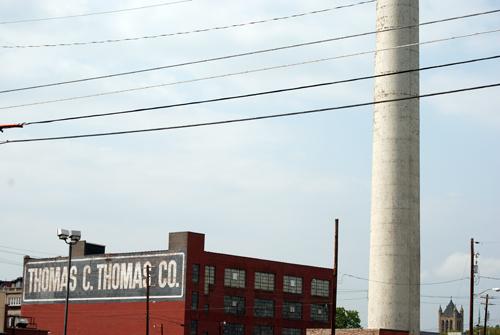 Thomas C. Thomas Co - Wilkes-Barre, PA - © Frank H. Jump