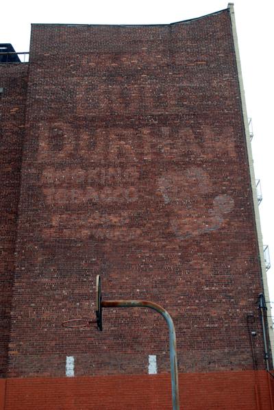 Bull Durham Tobacco - Jersey City, NJ