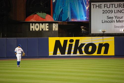 Nikon - Shea Stadium