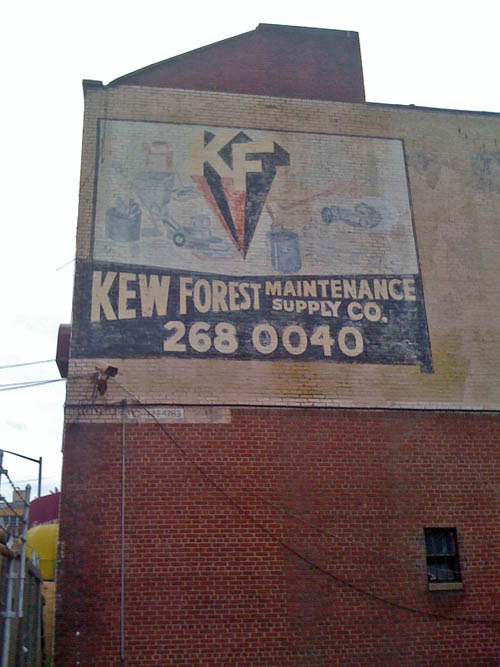Kew Forest Maintenance Supply Co. - Aric Wilt