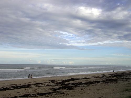 Sebastian Beach, Florida