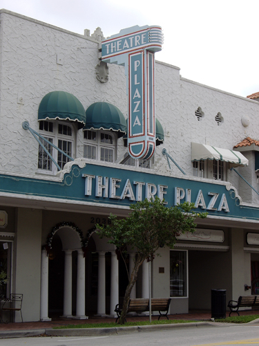 Theatre Plaza - Vero Beach, Florida