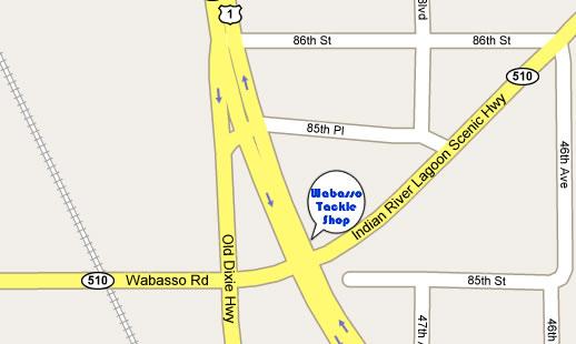 Wabasso Tackle Shop, Weeds & Wasps - Wabasso Beach, FL