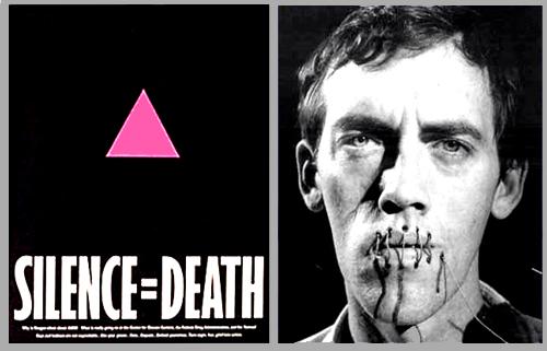 Silence = Death/David Wojnarowicz