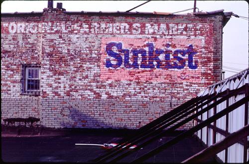 Sunkist -Original Farmer's Market - Bensonhurst, Brooklyn