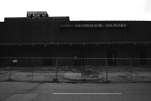 Frank H. Jump  sc 1 st  Fading Ad & Richmond Cold Storage Co. Inc. u2013 Ice Plant u2013 Richmond VA u2013 Fading ...