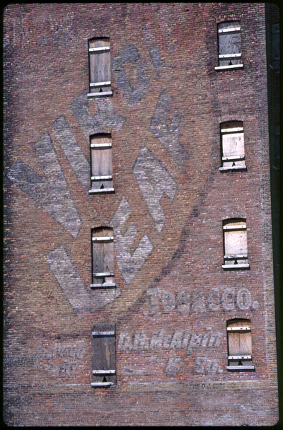Virgin Leaf Tobacco - FDR Drive, Harlem NYC
