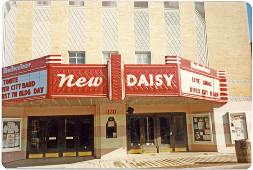 New Daisy Theatre - © Jay Warren