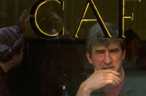 Sam Waterston - April 1997