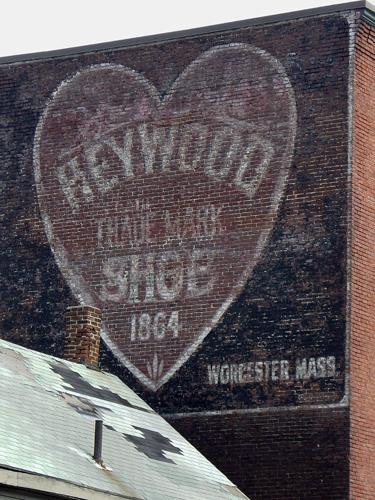 Heywood Boot & Shoe Company - Worcester, MA