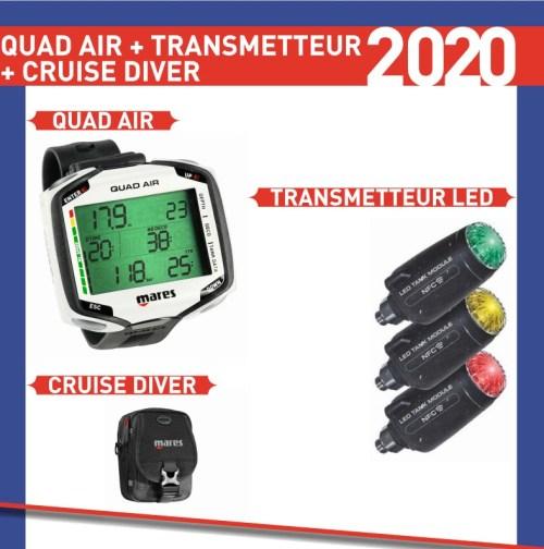 Offre Quad air noel 2020