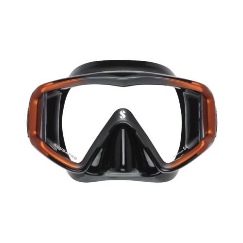 masque-crystal-vu-noir-orange