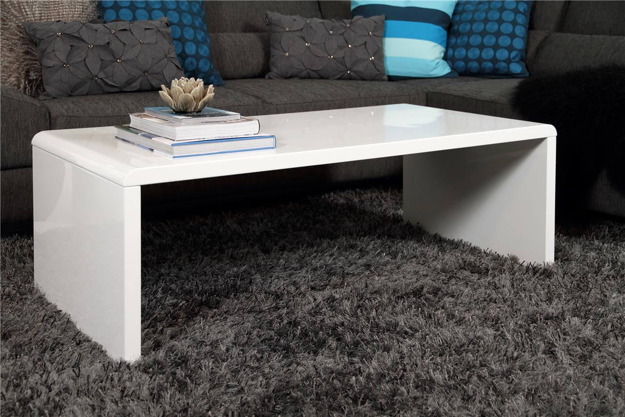 sasha white high gloss coffee table coffee tables fads