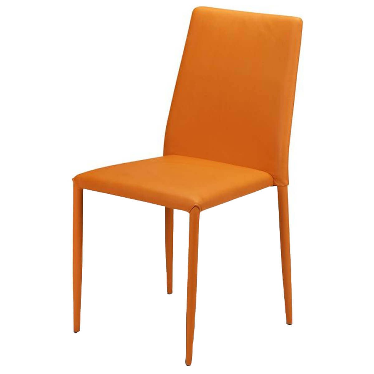 orange stackable chairs office for fat guys jazz multi coloured dining