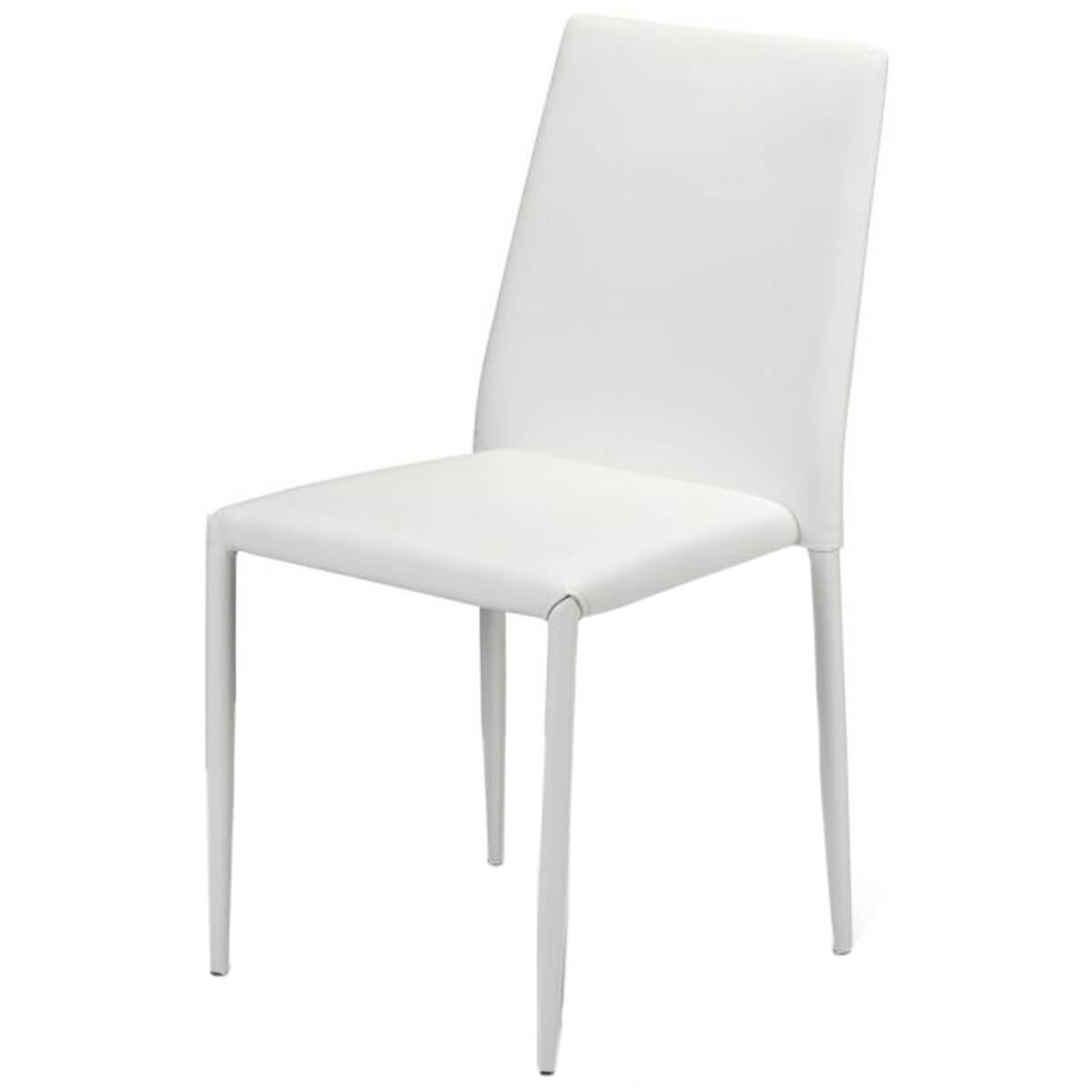 stacking dining chairs uk office chair weight capacity jazz white stackable room furniture