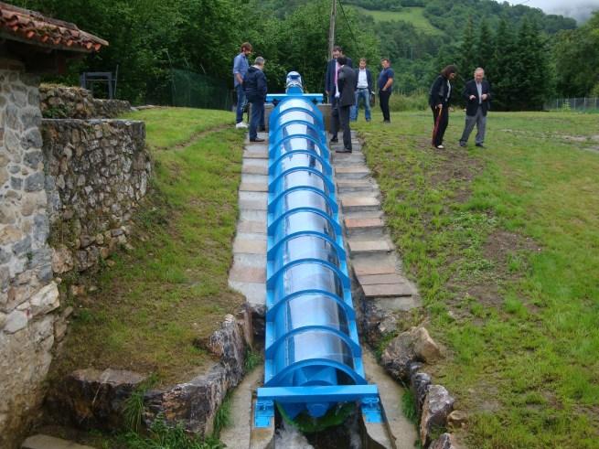 Hidrotor Sucuevas