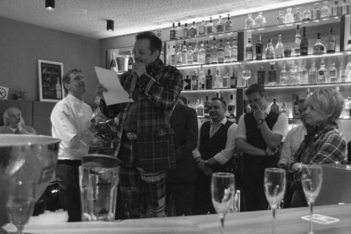 ABSCHIEDSFEIER. Das letze kulinarische Highlight in der Schwedenschanze