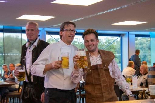 Oktoberfest am Rheinspitz