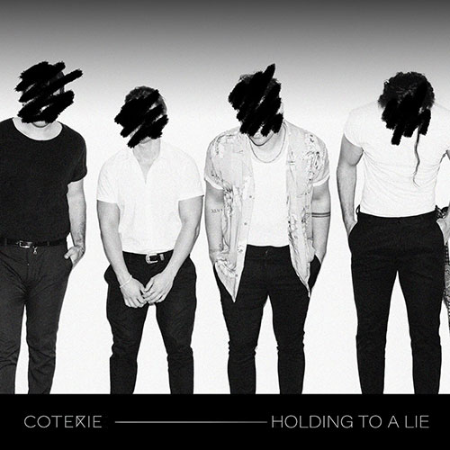 Coterie - Holding to a lie (artwork faeton music)
