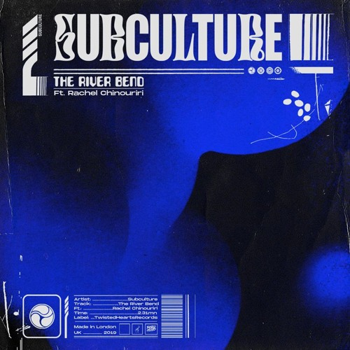 Subculture - The River Bend (artwork faeton music)