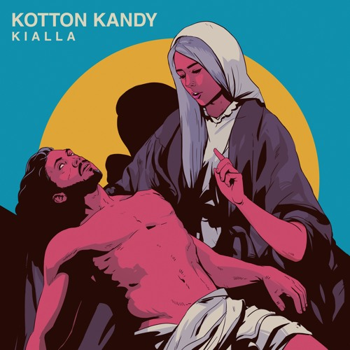 KIALLA - Kotton Kandy (artwork faeton music)