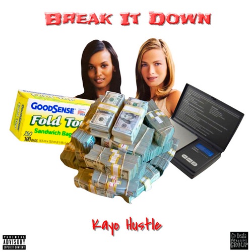 Kayo Hustle - Break it Down (artwork faeton music)