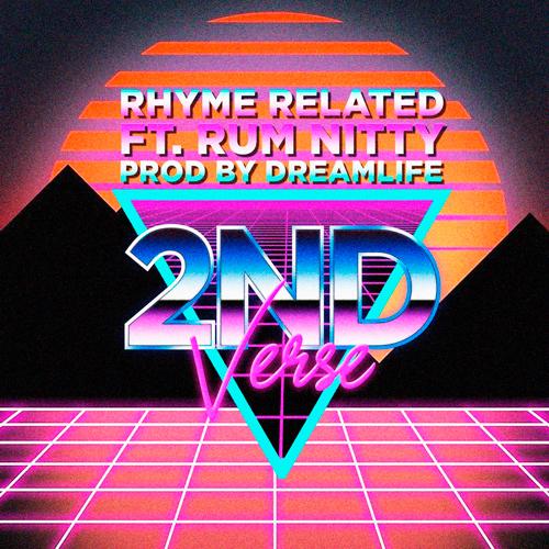2ndVerse - Rhyme Related (artwork faeton music)