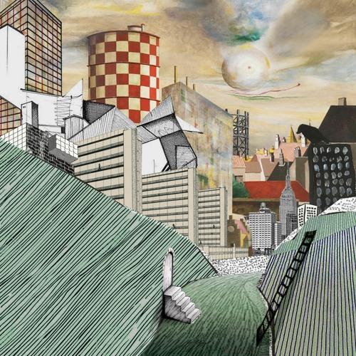 Attics - Granite State (artwork faeton music)
