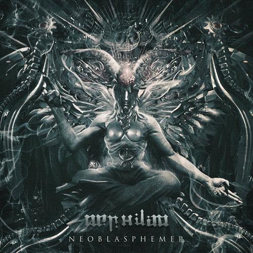Nephilim - Neoblasphemer (artwork faeton music)