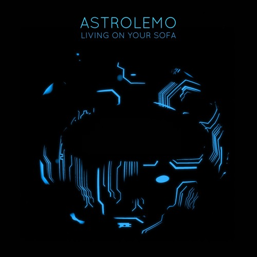 Astrolemo Living On Your Sofa artwork faeton music