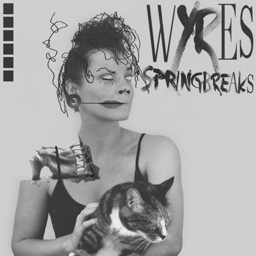 WYRES - Spring Breaks (artwork faeton music)