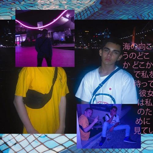 Yung Fiji - OXYGEN (artwork faeton music)