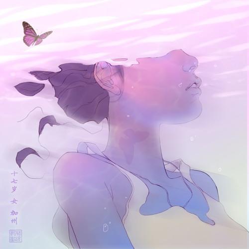 awaymsg - seventeen (artwork faeton music)