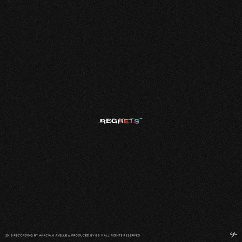 Ayelle - Regrets (artwork faeton music)